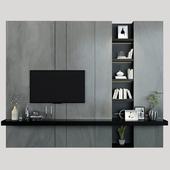 TV shelf 12
