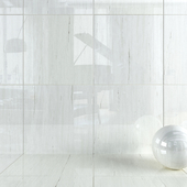Wall tiles 335 Bianco Dolomite Set 1