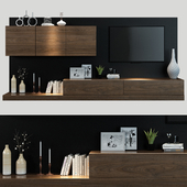 TV shelf 13