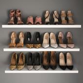 Набор женской обуви I Women shoes _02