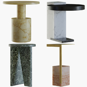Side tables collection # 3
