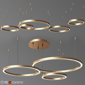 Ring Chandelier Collection 3