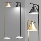 Floor lamp Captain Flint Cone floor lamp