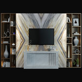 TV shelf 14