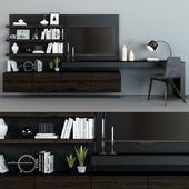 TV shelf 15