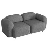 Swell Sofa 2 Seater