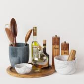 Kitchen Decorative set 018