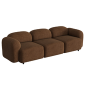 Swell Sofa 3 Seater