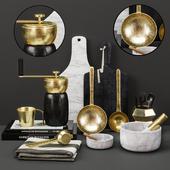 Kitchen Decorative set 021
