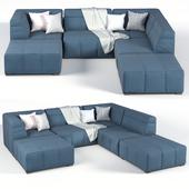 Baldwin Sectional Sofa Pbteen