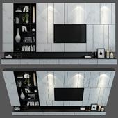 TV shelf 16