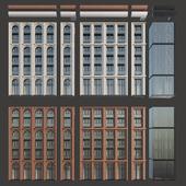 Архитектурные фасады #2