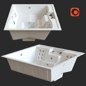 Jacuzzi Ospa Whirlpool Typ Martinique 5