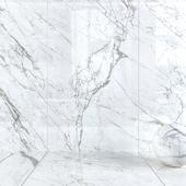 Wall Tile 344 Statuario Extra