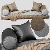 Seat pillow set 1