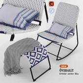 Overallt Collection - IKEA Armchair