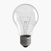Incandescent lamp type B-230