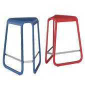 MYG by Desalto Bar stools Rosso / Denim