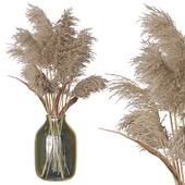 Букет цветов в вазе 35