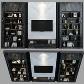 TV shelf 17