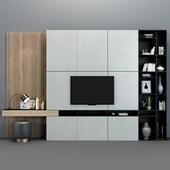 TV shelf 018