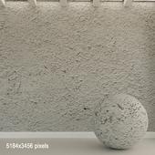 Concrete wall. Old concrete. 116