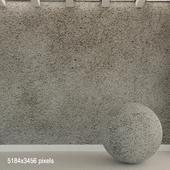 Бетонная стена. Старый бетон. 120