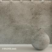 Concrete wall. Old concrete. 123