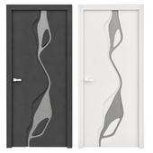 Door futuristic
