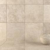 Wall Tiles 363 Raw Sand