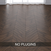 Oak Wood Tiles Parquet Floor Tiles vol.16 in 3 types