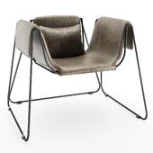 Frag Arche armchair by Stefania Andorlini