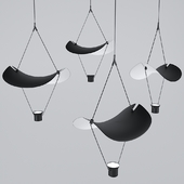 VOLLEE for Masiero Chandelier