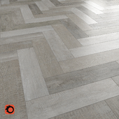 Rona light grey Floor Tile