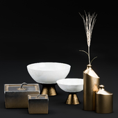 Promemoria Objects Set