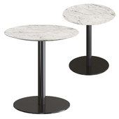 "Minotti bellagio ""bistrot"" table"