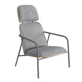 Pad Lounge Chair High