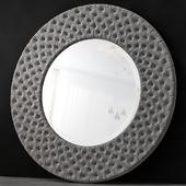 Restoration hardware Round mirror