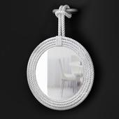 Bathroom Mirror Nautical