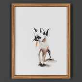 Picture frame 00025-45