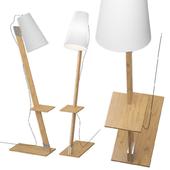 The floor lamp nowodvorski torino
