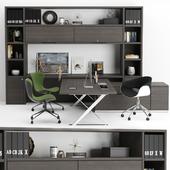 Executive Office B&B Italia Set04