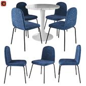Table Aradan AM.PM chair Tibby AM.PM
