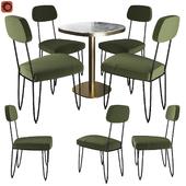 Table Lixfeld AM.PM chair Daffo La Redoute