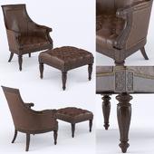 Thomasville Ernest Hemingway Anson Chair