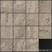Yurtbay Seramik Antico Walnut 300x300 Set 2