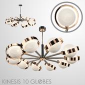 Kinesis 10 globes