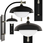 Arteriors Home Stanwick Outdoor AGED IRON