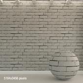 Кирпичная стена. Старый кирпич. 84