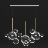 Lamp Bolle Linear 14 Bubbles